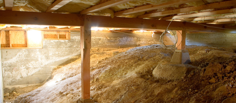 Crawlspace Insulation How Much Does It Cost To Insulate A